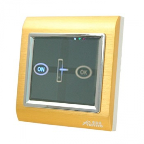 TDZ4488J Zigbee Touch Screen Fingerprint door lock Switch.jpg